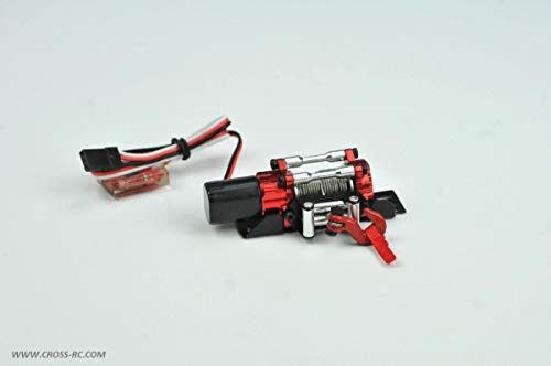 Cross RC CNC Aluminum Winch w/ Controller, for RCW-10 CZR97400325