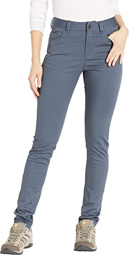 FJALLRAVEN Damen High Coast Stretch Trousers W Hose, Dusk, 44