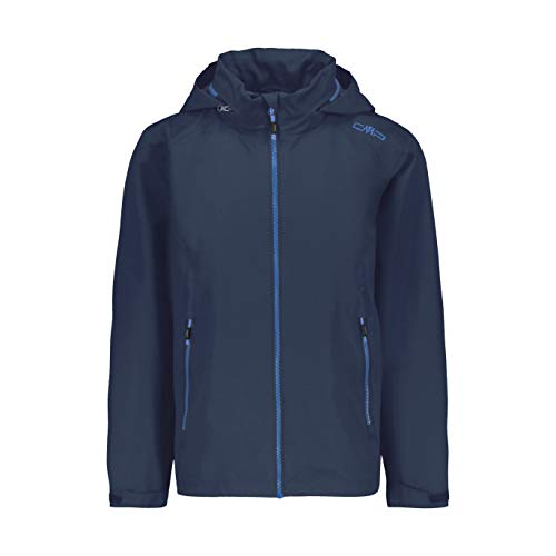 CMP Jungen Clima Protect Outdoor Jacket Jacke, Blue Cosmo, 176