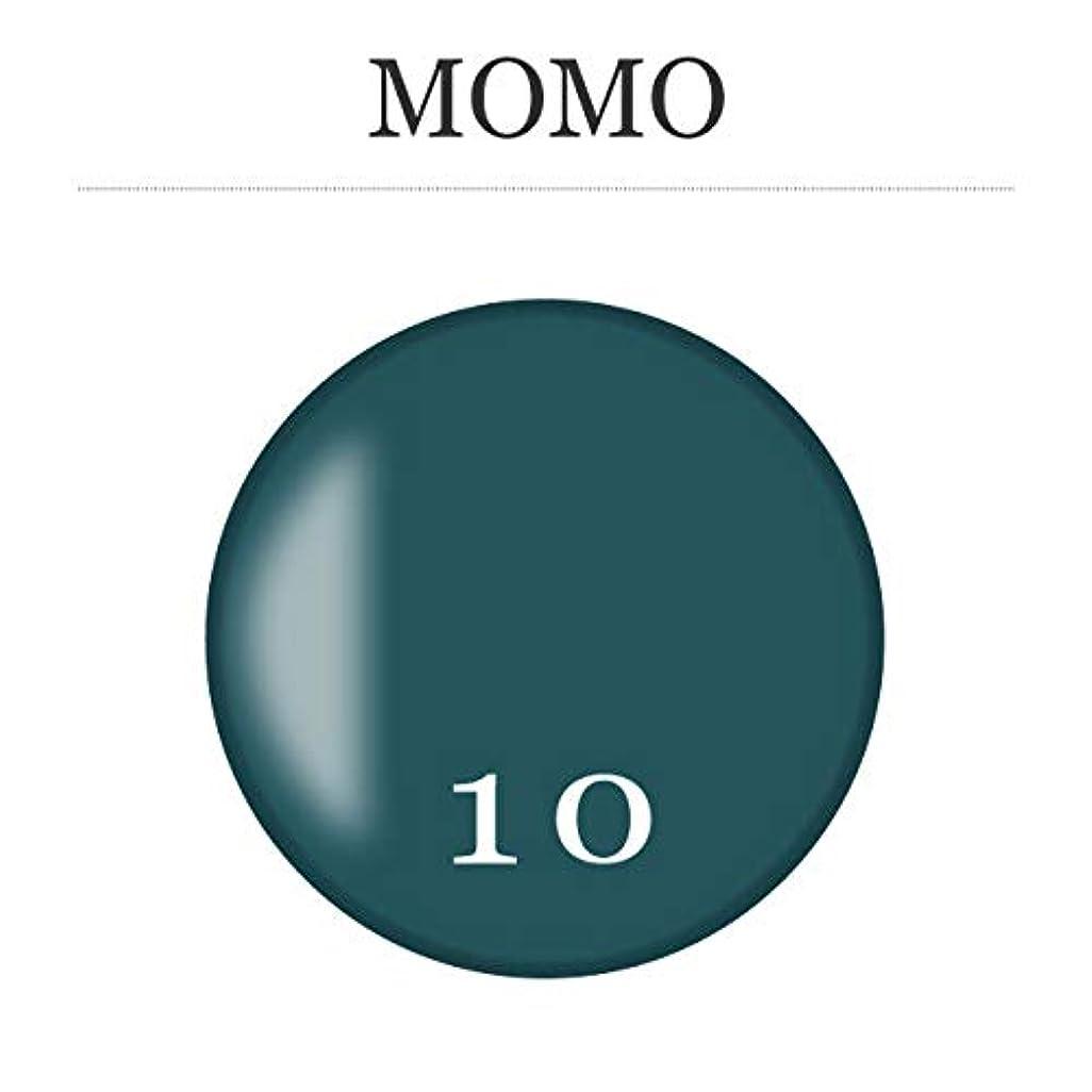舌な慢性的メロディアスカラージェル MOMO-10 by nail for all