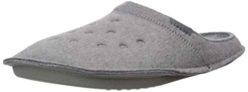 Crocs Classic Slipper, Zapatillas Bajas Unisex Adulto, Gris...