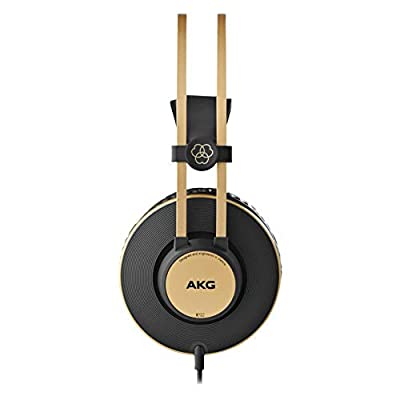 AKG K92 High Performance Closed-Back Monitoring Headphones