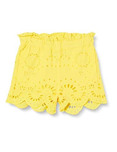 NAME IT Mädchen NMFFELICITY Shorts, Aspen Gold, 98