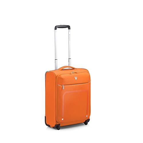 RONCATO Lite Plus trolley cabina xs morbido ultraleggero 2 ruote Arancio
