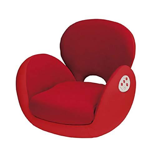 エアリーシェイプ ビューティー 骨盤矯正 椅子 自宅で骨盤ケア 座椅子 カバー付き/ローズ(RS)
