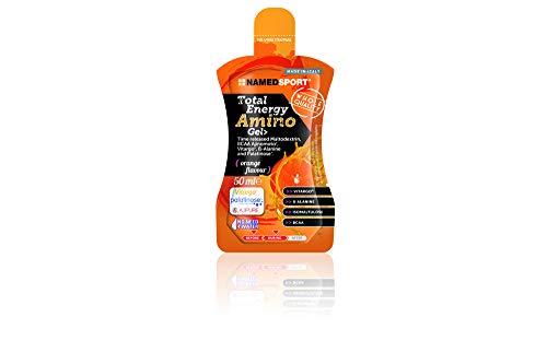 Named Total Energy Amino Gel gusto arancia 50ml