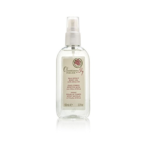 Perlier Olivarium with Olive Oil & Fig 100ml/3.3oz Silk Effect Body Oil by Perlier