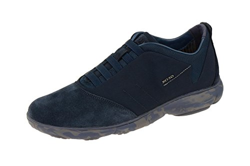 Geox U Nebula B, Zapatillas para Hombre, Azul (Navy), 39 EU
