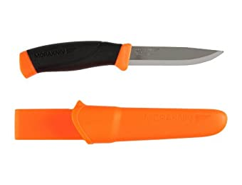 モーラ・ナイフ Mora knife Companion Orange