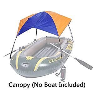 Sevend plegable toldo hinchable barco 3 personas;