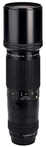 Pentax SMC 400 mm f5,6 Una Lente con Funda