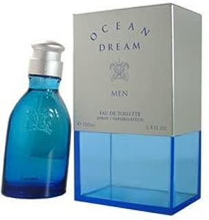 Ocean Dream FOR MEN by Giorgio Beverly Hills - 3.4 oz EDT Spray