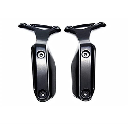 Aleta de Barro de Motocicleta Guardado de la Rueda Delantera de la Rueda Delantera de Aluminio de la Motocicleta para B-M-W para R Nine T para R9T 2014-2018 (Color : E)