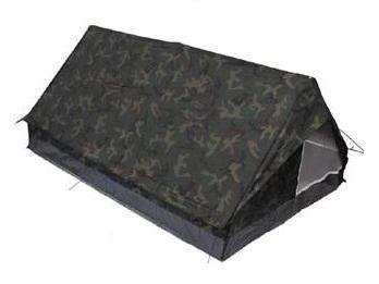 Tucuman Aventura -Tente 2 Personnes (Vert Camouflage)