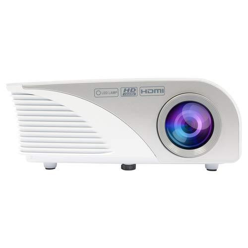 Salora 40BHD1200 videoproiettore 1200 ANSI lumen LED Proiettore portatile Grigio, Bianco