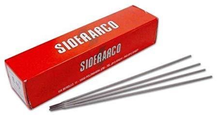 ELETTRODI SIDERARCO (BASICI Ø 2,5 x 300 mm. scat. x 200 pz.)
