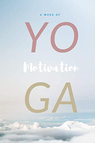 Joga: Motivational Notebook, Yoga Journal Notebook,