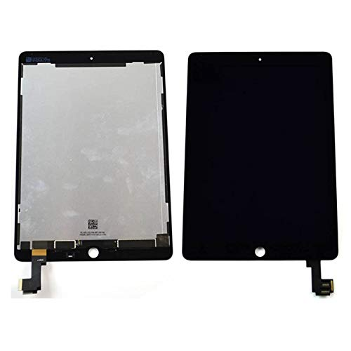 HOUSEPC Display LCD + Touch Screen per Apple iPad Air 2 Nero Ricambio