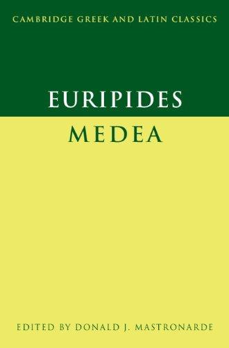 Euripides: Medea (Cambridge Greek and Latin Classics) (English Edition)