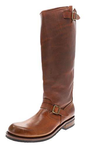 Sendra Boots Herren Engineer Stiefel 16084 Tang Usado Marron Lederstiefel Braun 45 EU