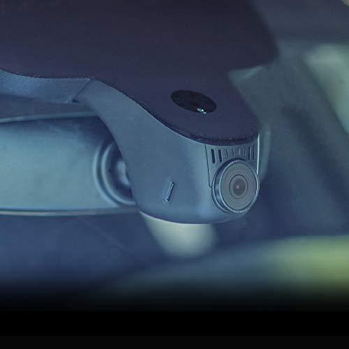 IRO Dashcam FHD 1080P WiFi G-Sensor WDR is Auto Video Recording Parking Monitoring Car DVR for Porsche Cayenne/Panamera/Macan