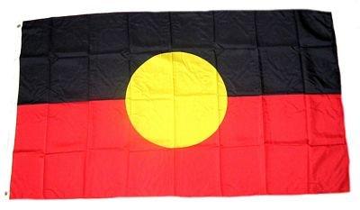 Fahne / Flagge Australien Aborigines NEU 90 x 150 cm