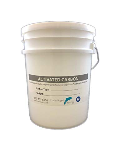 Best Price! AddSorb Sulfox Activated Carbon for Hydrogen Sulfide Removal in Air - 20 lb. Bucket