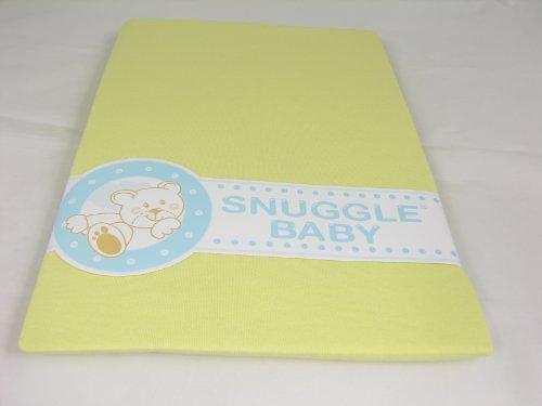 Snuggle Coque arrière rigide Drap-housse lit bébé