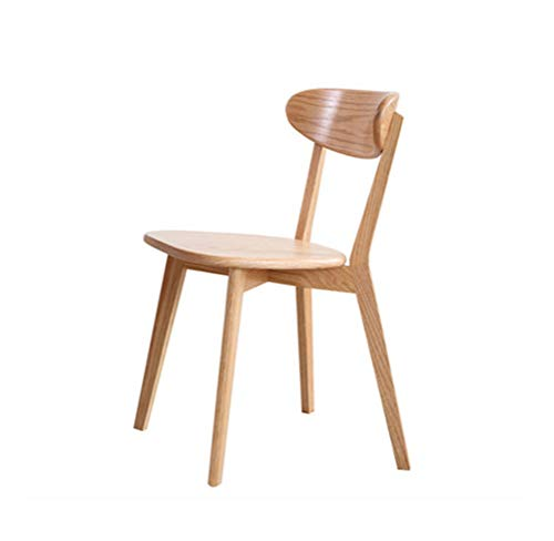 OLLTT Sitzmöbel, Holzstühle, Vintage Winds Side Dining Chair, Natural