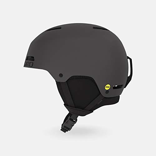 Giro Ledge MIPS Snow Helmet - Matte Graphite - Size L (59–62.5cm) (2021)