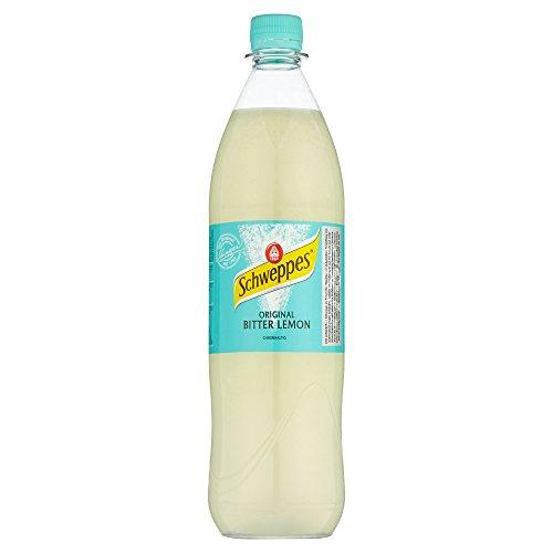 Schweppes Original Bitter Lemon MEHRWEG, (6 x 1 l) - 2