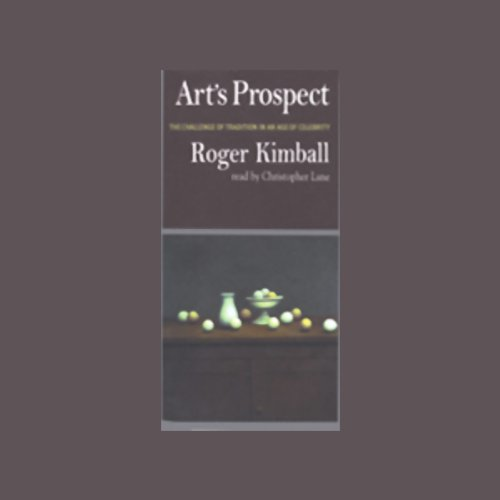 Art's Prospect audiobook cover art