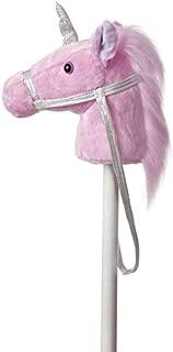 Aurora World Fantasy Unicorn Plush, One Size, Purple / Pink / White