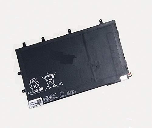 LIS3096ERPC - Batería compatible con Sony Xperia Tablet Z SGP311 SGP312 SGP321 SGP341 SGP351 Series Laptop 3.7V 22.2Wh 6000mAh
