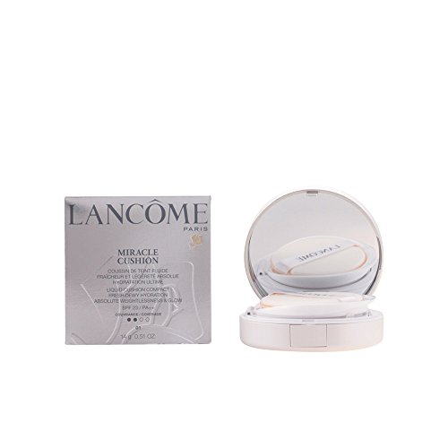 Lancome Miracle Cushion 01 Pure Porcelaine