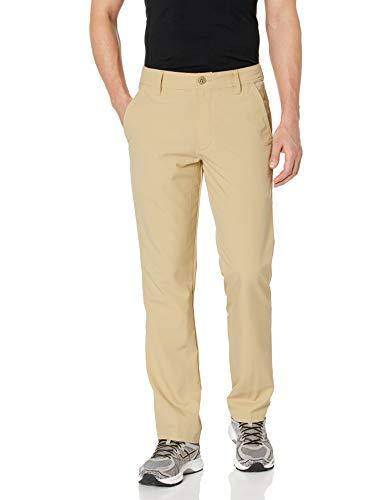 Huk Men's Reserve Quick-Drying Performance Fishing Pants with UPF 30+ Sun Protection, Khaki, 38
