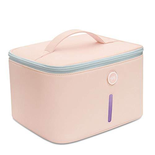 Esterilizador UV 59S Esterilizador UV bolsa LED con 12 cuentas lámpara esterilización rápida 99,9 %, apto para ropa interior, móviles, ratones, vasos, gafas, etc. P26C