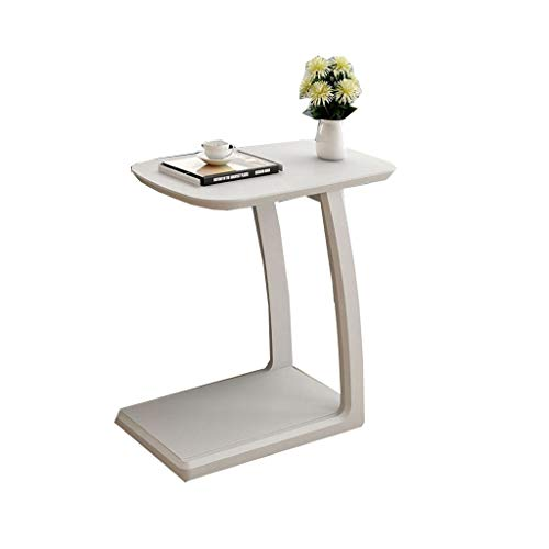 LSX-salontafel Kleine salontafel, houten bijzettafel bank hoektafel verwijderbare mini eenvoudige moderne kleine tafel slaapkamer nachtkastje bijzettafel