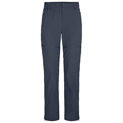 Salewa TALVENA 2 DST W 2/1 Pantalon Femme, Ombre Blue, FR : S (Taille Fabricant : 42/36)
