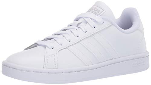 adidas Herren Grand Court Sneaker, (Weiß/mehr/Weiß), 42 EU
