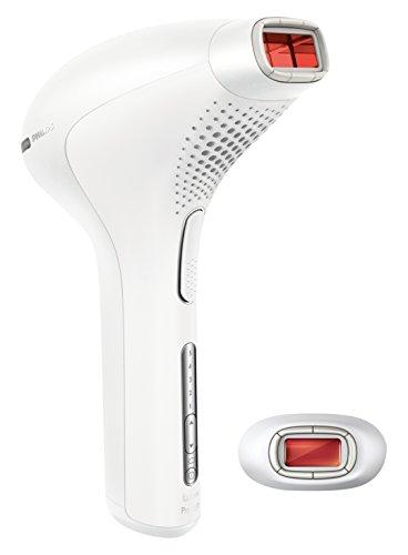 Philips Lumea Prestige Dispositivo de eliminación de vello IPL SC2007/00 - Depilación con luz (Blanco, Luz pulsada intensa (IPL), 8 min, 1 min, 1 min, 1 min)
