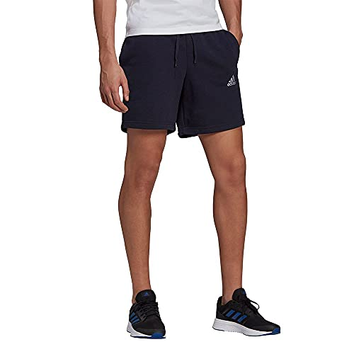 adidas GK9601 M SL FT SHO Pantaloncini Uomo Legend Ink/White M
