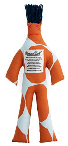 Dammit Doll - Positive Polly Stress Doll - Stress Relief, Gag Gift