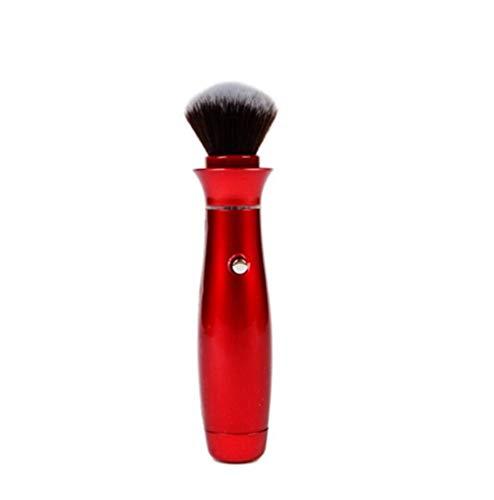 QWQ69 Maquillage électrique Poudre Fondation Blush Poudre Brosse Poudre Libre BB Électrique Outils De Maquillage Rotatifs