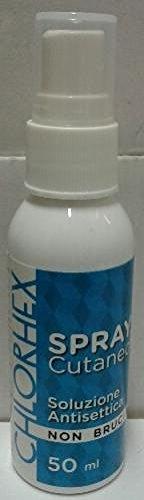 Chlorex soluzione antisettica per la cute 50ml