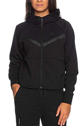 NIKE Tech Fleece WR Chaqueta Mujer - algodón Talla: S