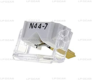 LP GEAR N44-7 stylus compatible with Shure M44-7 cartridge