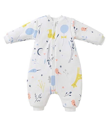 Baby Schlafsack mit Beinen Warm...