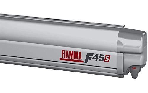 Fiamma Markise F45s 300cm Titanium Royal Grey Sonnenschutz Fahrzeug Wohnwagen Vordach Sonnensegel