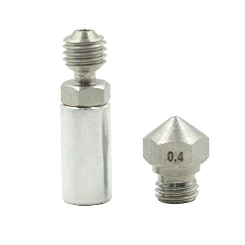 TOUHIA MK10 Metall-Hotend-Kit, Düse, 0,4 mm